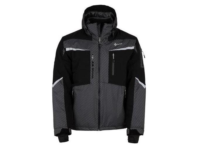 Pánská lyžařská bunda KILPI IO-M Tmavě šedá