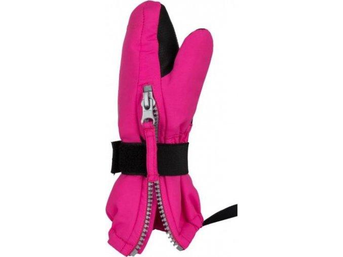 Dětské zimní rukavice KILPI BAMBIE-JG Růžová 18