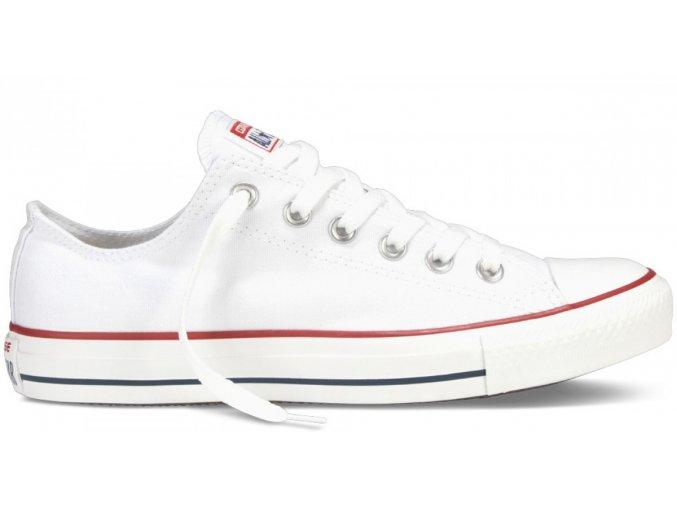 Nízké boty Converse CHUCK TAYLOR ALL STAR OX Optic White