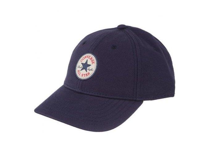 Kšiltovka Converse Short visor core tmavě modrá