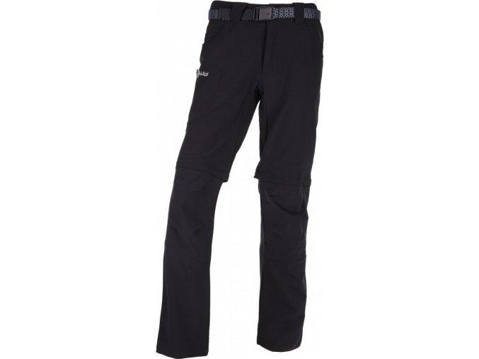 74310 panske outdoor kalhoty francois m kilpi cerna 18