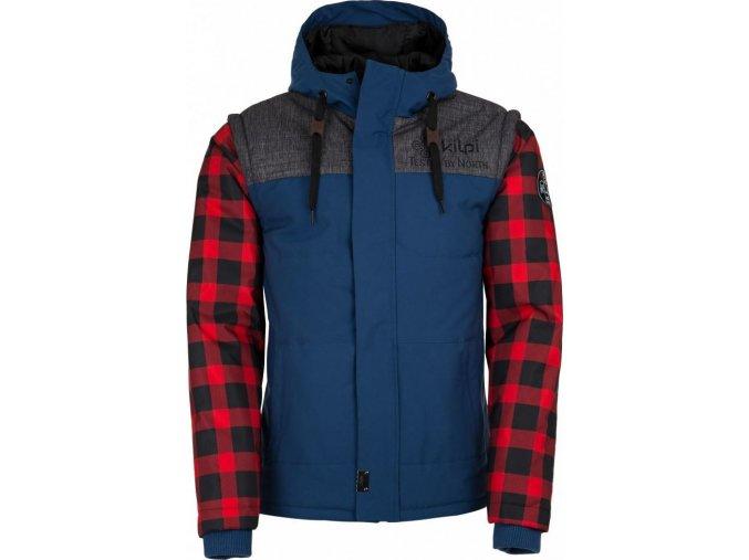 Pánská zimní bunda KILPI KIWI-M  Modrá