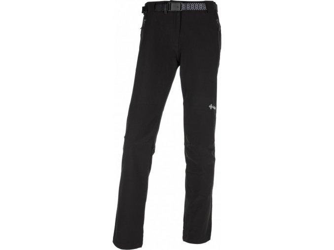 74614 damske outdoor kalhoty wanaka w kilpi cerna 18