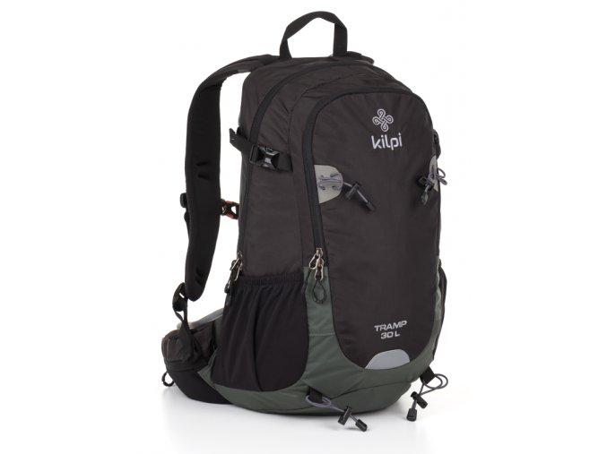 Turistický batoh KILPI TRAMP 30L  Černá 18
