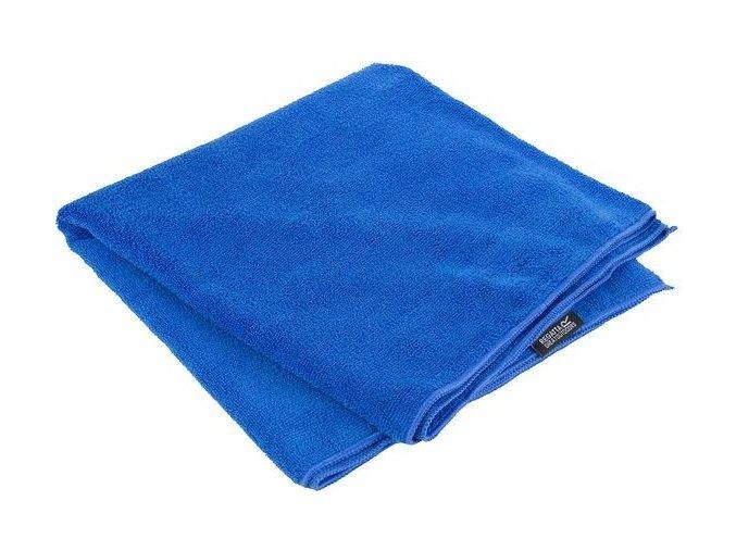 77096 outdoorovy rucnik regatta rce136 travel towel lrg modry