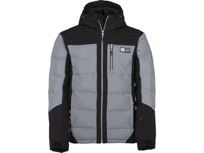 Pánská lyžařská bunda KILPI ARGENTO-M Šedá 19