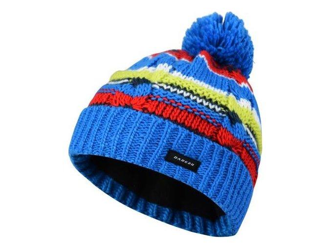 Dětská zimní čepice DBC321 DAREB Drifter Modrá
