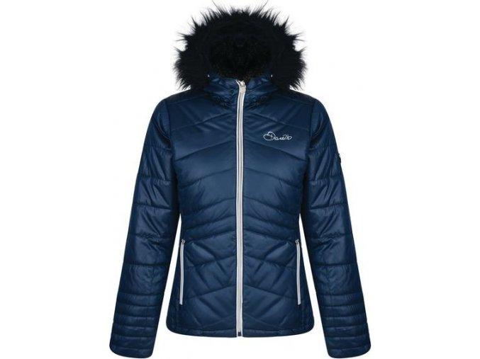 Dámská zimní bunda Dare2B DWN397 COMPRISE Modrá