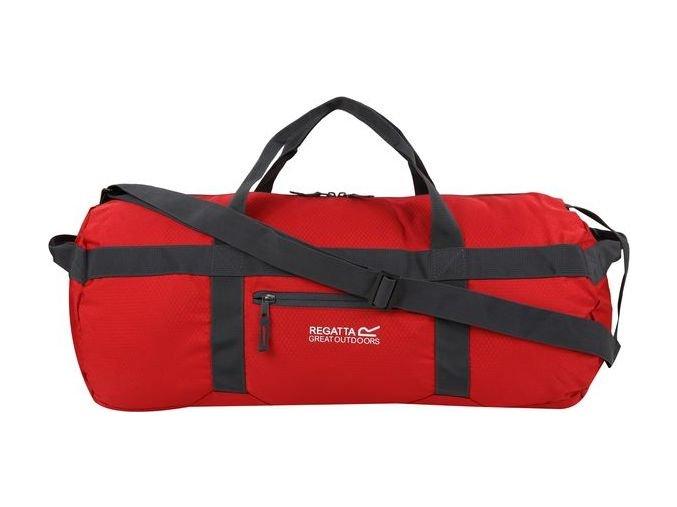 92213 sportovni taska regatta eu180 packway duff 40l cervena