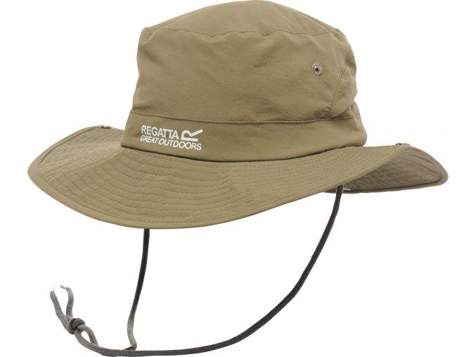 95936 pansky klobouk regatta ruc021 hiking hat wr hneda