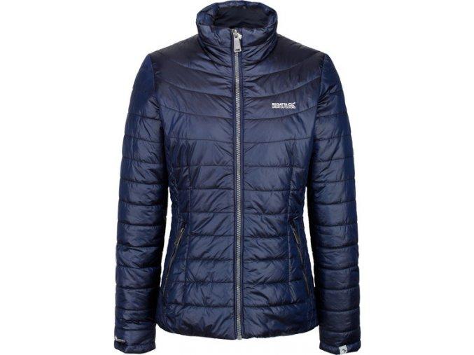 96179 damska zimni bunda regatta rwn149 metallia ii modra