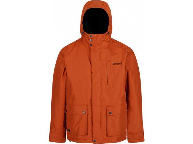 96251 panska zimni bunda regatta rmp265 sterlings svetle hneda