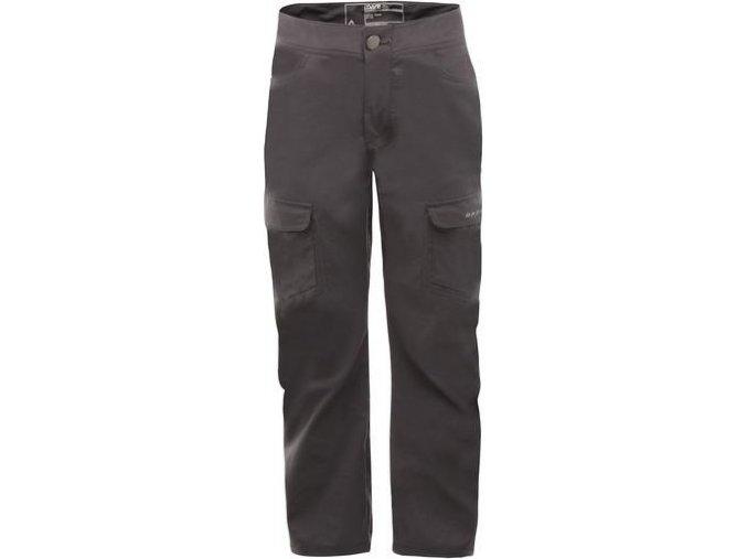 Dětské outdoorové kalhoty DKJ300 DARE2B Proficiency Šedé