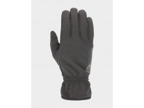 100373 softshellove rukavice 4f reu108 cerne