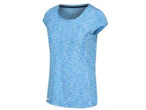 Dámské tričko REGATTA RWT140 Hyperdimension Světle modré 01