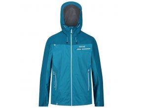 Pánská outdoorová bunda RMW322 REGATTA Highton Světle modrá 03
