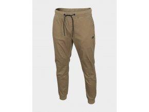 Pánské kalhoty 4F SPMC300 Hnědé