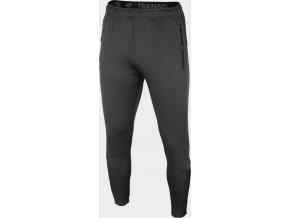 Pánské sportovní kalhoty 4F SPMTR201R Tmavě šedé