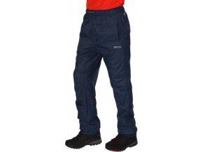 Pánské nepromokavé kalhoty Regatta MW310 Active Packaway Tmavě modrá