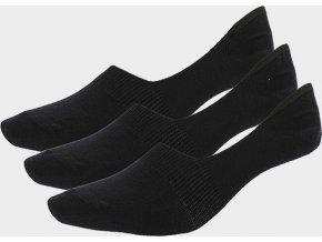 Dámské ponožky Outhorn SOD601 Černé (3páry)