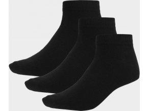 Pánské ponožky Outhorn  SOM600 Černé
