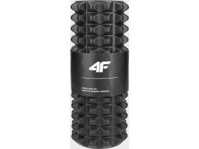 Váleček pro masáž a cvičení 4F AKS203 Černý