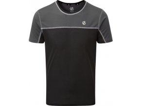 Pánské funkční tričko Notable Tee Černé