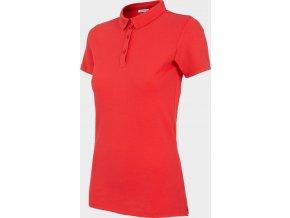 Dámské polo tričko Outhorn TSD622 Červené