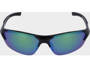 Sportovní brýle 4F OKU202 Černé_zelené