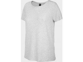 Dámské tričko 4F TSD307 Bílé