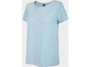Dámské tričko 4F TSD307 Modré