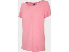 Dámské tričko 4F TSD307 Růžové