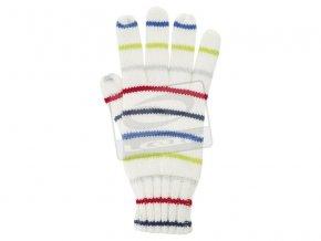 Dámské rukavice Loap COUL bílá uni