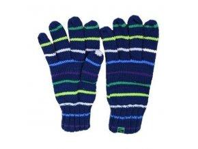 Dámské rukavice Loap COUL modrá UNI