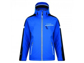 Pánská lyžařská bunda Dare2B DMP305 ENTHUSE Jkt SkyDiver Blu