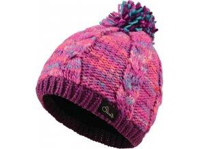 Dětská zimní čepice Dare2B COLOUR CRAZE Violet