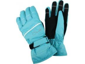 Dětské lyžařské rukavice Dare2B DGG306 HAND PICK II Aqua