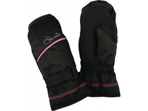 Dětské zimní rukavice Dare2B DGG308 WAVER MITT Black