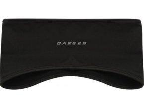 Strečová unisex čelenka Dare2B DUC012Hdband 2 Black