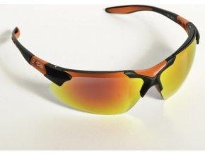 Sportovní brýle Dare2B POL595 T3334 Sport Black Red