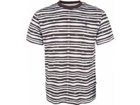 Pánské tričko KILPI COOLIO hnědá
