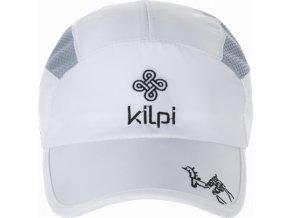 Juniorská kšiltovka KILPI MIND - J bílá