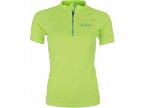 Dámské technické tričko KILPI RAFFAELA Zelená