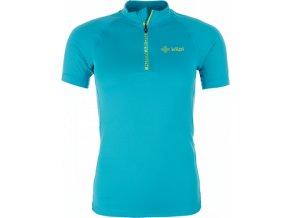 Dámské technické tričko KILPI RAFFAELA Modrá