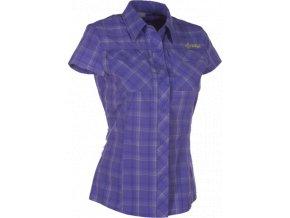 Dámská technická košile KILPI GALLINERA I. Fialová