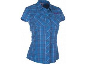 Dámská technická košile KILPI GALLINERA I. Modrá