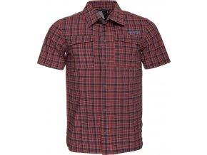 Pánská technická košile KILPI GALLINERO I. oranžová