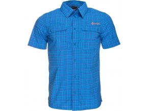 Pánská technická košile KILPI GALLINERO I. modrá