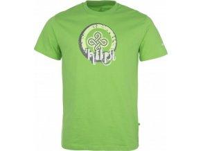 Pánské tričko KILPI SAWYER světle zelená