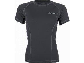 Dámské technické tričko KILPI DILLETA Černá